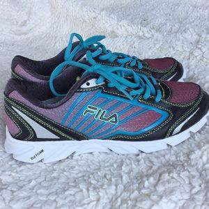 FILA running shoes. Great condition!
